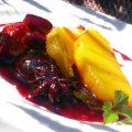 Ayurveda Rezept: Glasierte Ananas auf Feigenkompott | Ayurveda Parkschlösschen Health Blog