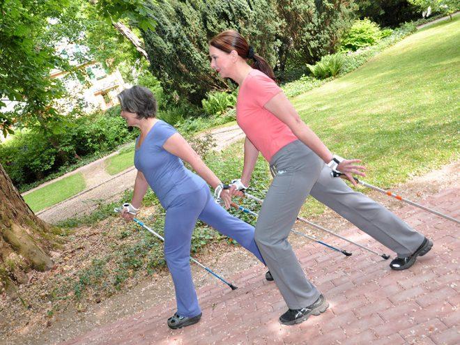 Nordic Walking | Ayurveda Parkschlösschen Health Blog