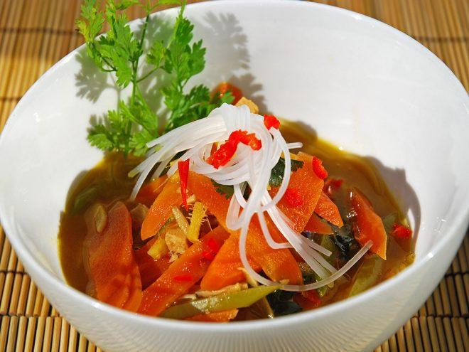 Ayurveda Rezept: Gemüsecurry | Ayurveda Parkschlösschen Health Blog