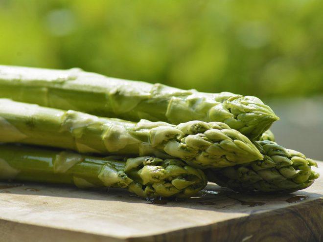 Ayurveda Rezept: Gebratener Spargel | Ayurveda Parkschlösschen Health Blog
