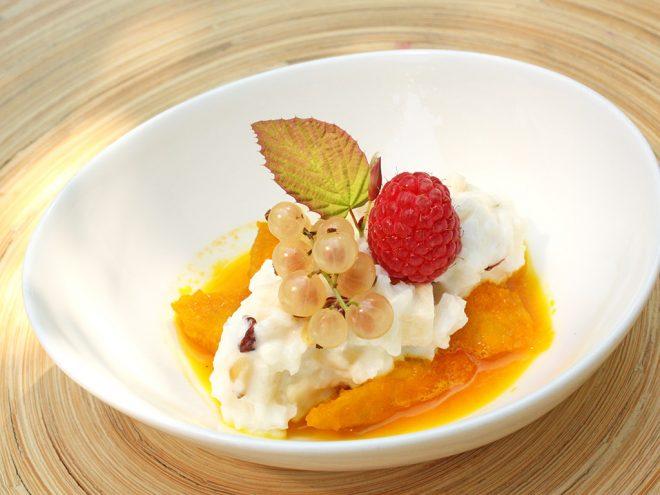 Ayurveda Rezept: Kokosmouse auf Mangosalat | Ayurveda Parkschlösschen Health Blog