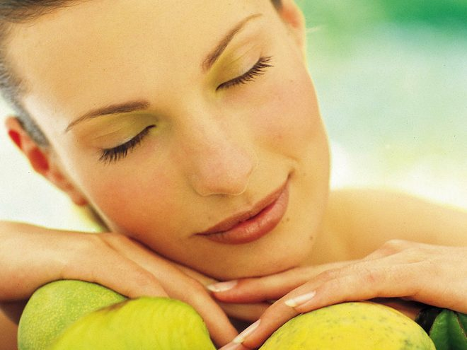 Ayurvedische Gesichtsmaske mit Avocado | Ayurveda Parkschlösschen Health Blog