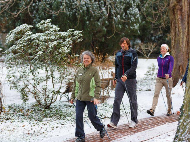 Sport im Winter | Ayurveda Parkschlösschen Health Blog