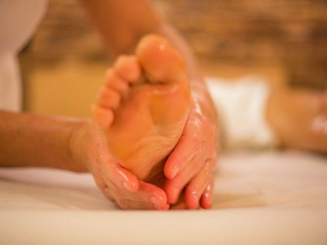Ayurvedische Fußpflege im Winter | Ayurveda Parkschlösschen Health Blog