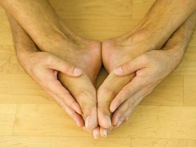 Erste Hilfe bei kalten Füßen | Ayurveda Parkschlösschen Health Blog