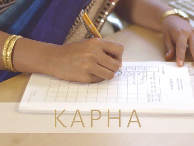 Fasten Kapha | Ayurveda Parkschlösschen Health Blog