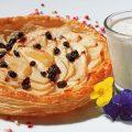 Ayurveda Rezept: Birnentarte mit Korinthen und Vanillesauce | Ayurveda Parkschlösschen Health Blog