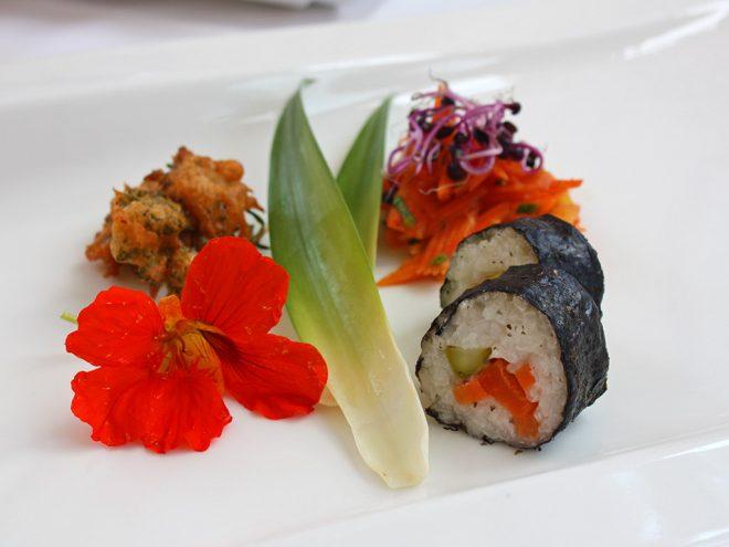 Ayurveda Rezept: Veganes Sushi | Ayurveda Parkschlösschen Health Blog