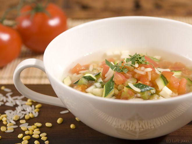 Ayurveda Rezept: Reissuppe | Ayurveda Parkschlösschen Health Blog