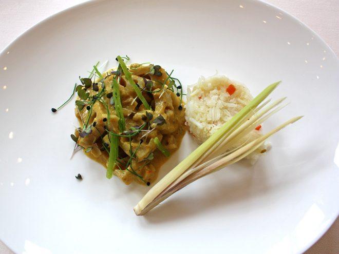 Ayurveda Rezept: Lotuswurzel-Curry | Ayurveda Parkschlösschen Health Blog