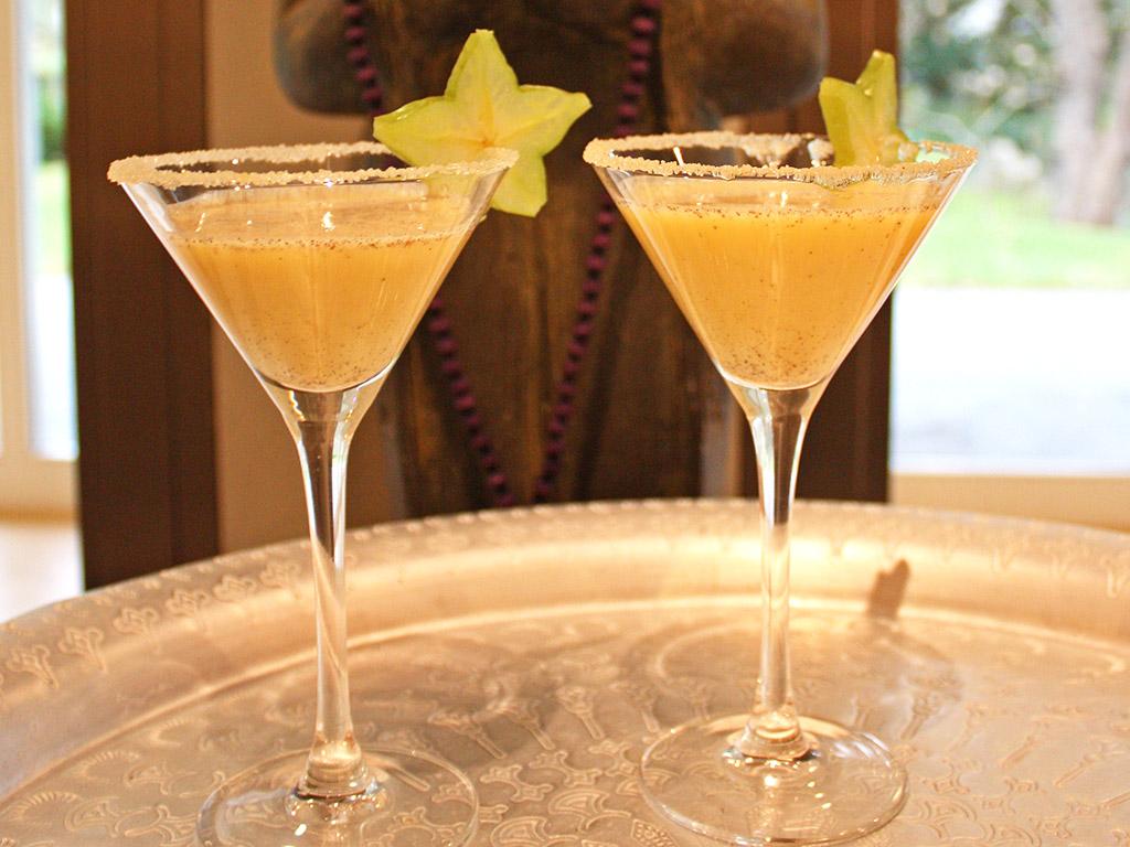 Big Buddha Cocktail zum Anstoßen an Silvester | Ayurveda Rezept