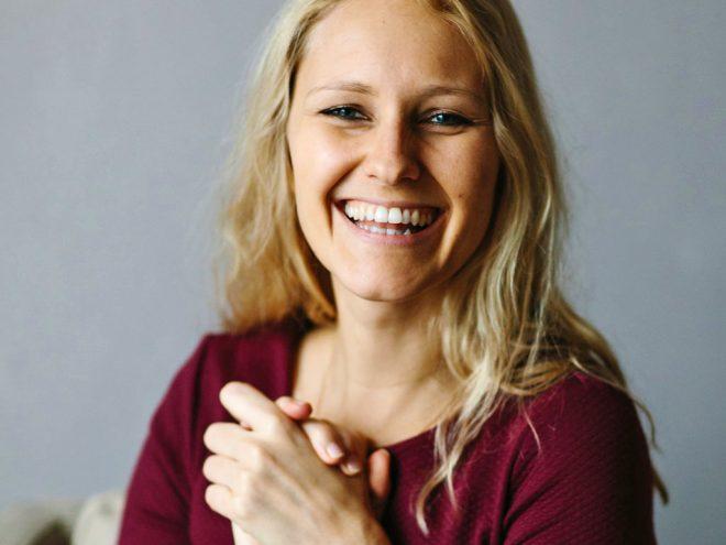 Lachyoga mit Carina Preuß | Ayurveda Parkschlösschen Health Blog