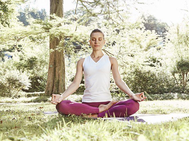 Chakra Meditation | Ayurveda Parkschlösschen Health Blog