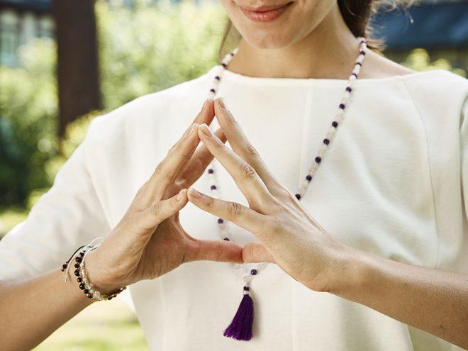 Meditation mit Mudras | Ayurveda Parkschlösschen Health Blog