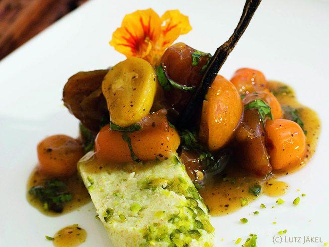 Ayurveda Rezept: Pistaziengrieß an Kumquat-Datte-Ragout | Ayurveda Parkschlösschen Health Blog