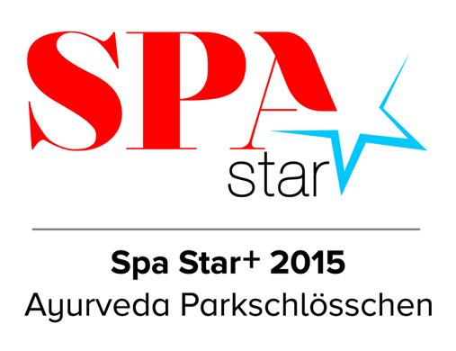 Spa Star + Award 2015
