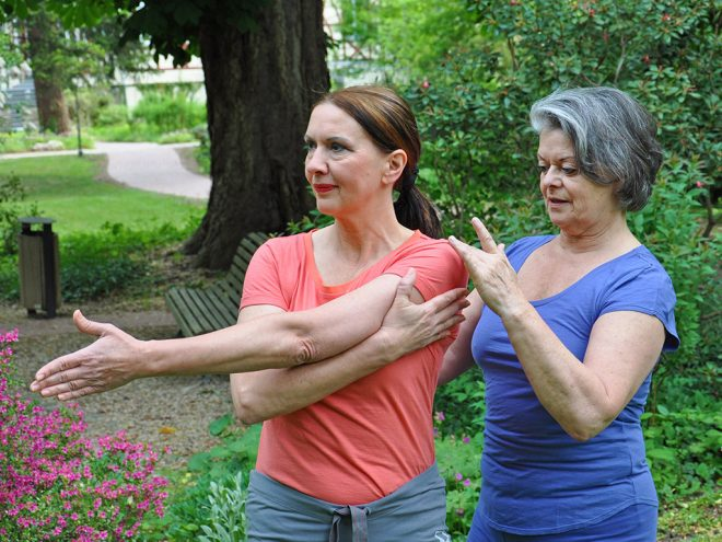 Faszien Training | Ayurveda Parkschlösschen Health Blog