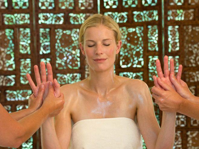Berühung im Ayurveda | Ayurveda Parkschlösschen Health Blog
