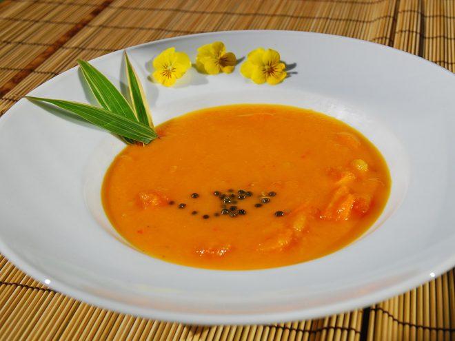 Ayurveda Rezept: Möhren-Ingwer-Suppe | Ayurveda Parkschlösschen Health Blog
