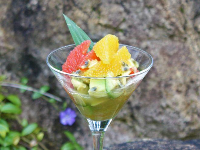 Ayurveda Rezept: Leichter Avocado-Zitrus-Salat | Ayurveda Parkschlösschen Health Blog
