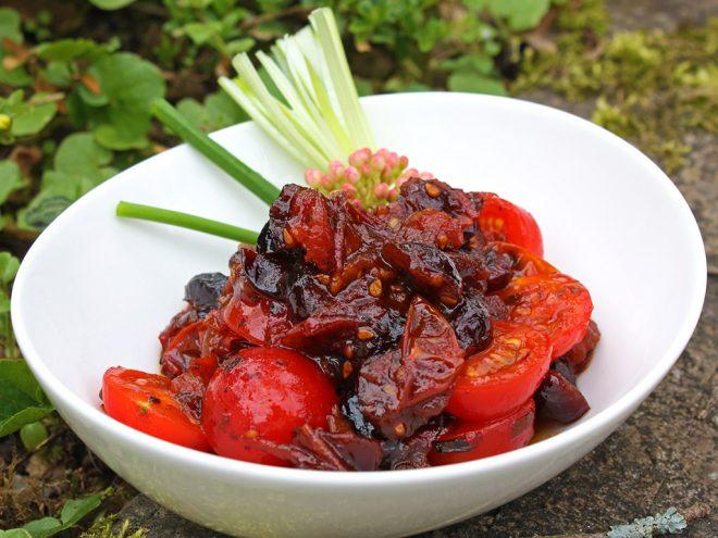 Ayurveda Rezept: Tomatenchutney | Ayurveda Parkschlösschen Health Blog