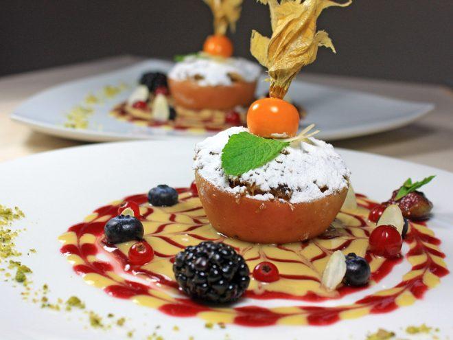 Ayurveda Rezept: Gefüllter Bratapfel mit Zimt | Ayurveda Parkschlösschen Health Blog