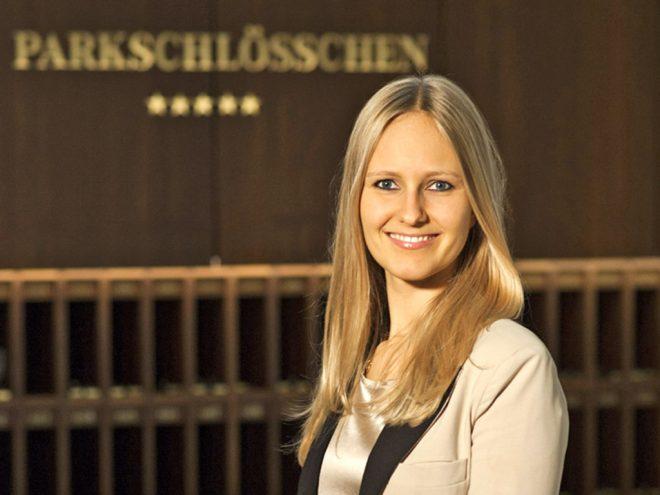 Carina Preuß, Geschäftsführerin im Ayurveda Parkschlösschen | Ayurveda Parkschlösschen Health Blog