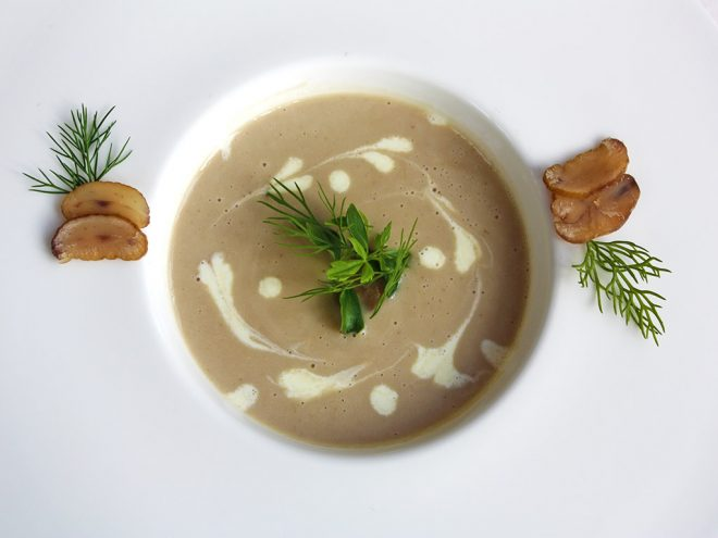 Ayurveda Rezept: Maronencremesuppe | Ayurveda Parkschlösschen Health Blog