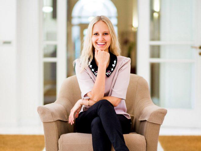 Interview mit Carina Preuß | Ayurveda Parkschlösschen Health Blog