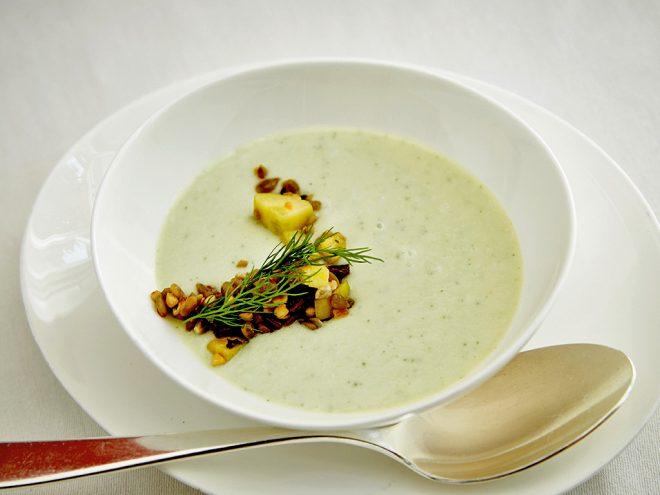 Ayurveda Rezept: Gurken-Kokos-Suppe für den Sommer | Ayurveda Parkschlösschen Health Blog