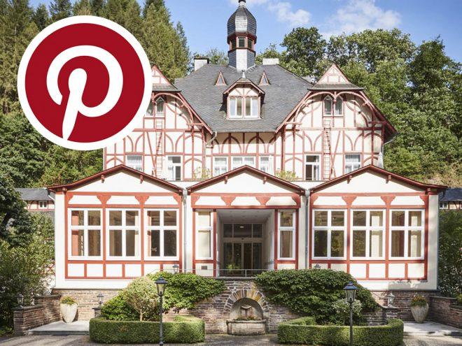 Das Ayurveda Parkschlösschen auf Pinterest