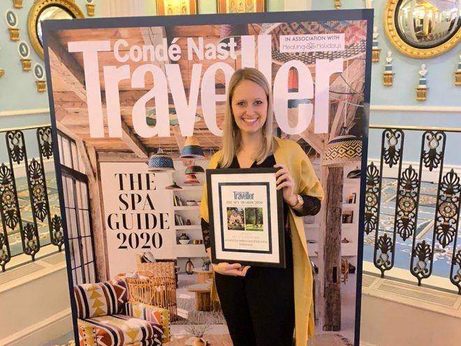 Condé Nast Traveller Spa Awards 2020: Das Ayurveda Parkschlösschen ist Best Ayurvedic Retreat | Ayurveda Parkschlösschen Health Blog