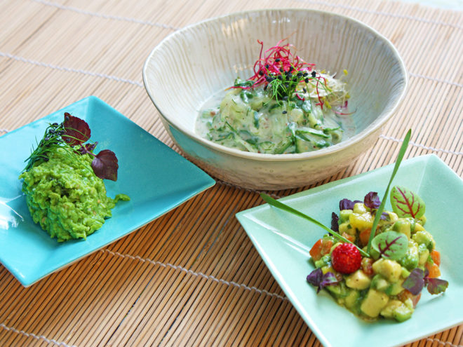 Ayurveda Dips zum Grillen | Ayurveda Rezepte | Ayurveda Parkschlösschen Health Blog