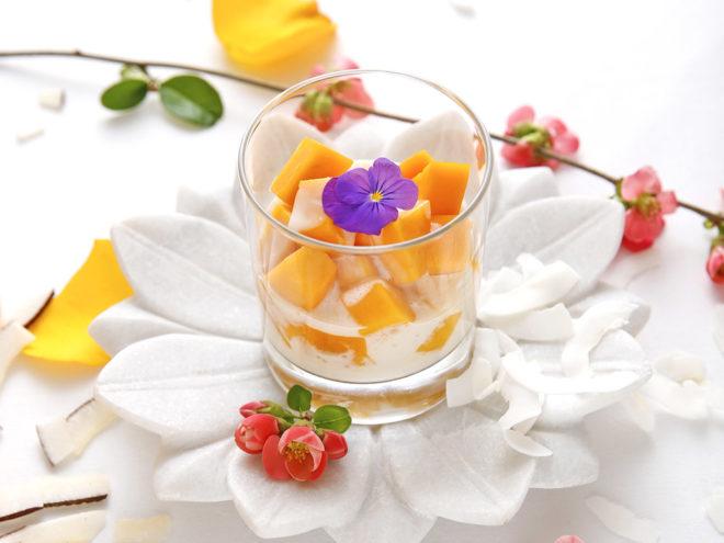Ayurveda Rezept: Mango in Kokossauce | Ayurveda Parkschlösschen Health Blog