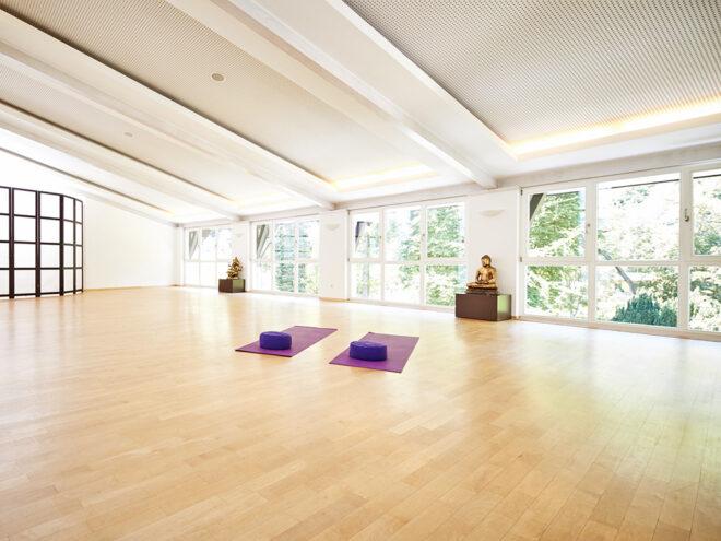 Pitta-Yoga für den Sommer | Pitta reduzieren mit dieser kühlenden Yoga Asana | Fisch - Matsyasa | Ayurveda Parkschlösschen Health Blog