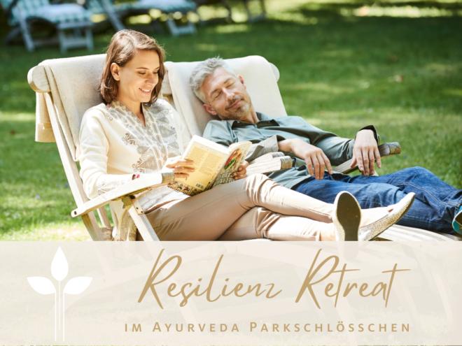 Resilienz Retreat im Ayurveda Parkschlösschen mit Kathleen Landbeck